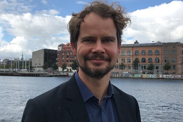 Jakob Haugaard, Chief Advisor and Coordinator of the Strategic Sector Cooperation Facility, Photo: Vibeke Quaade