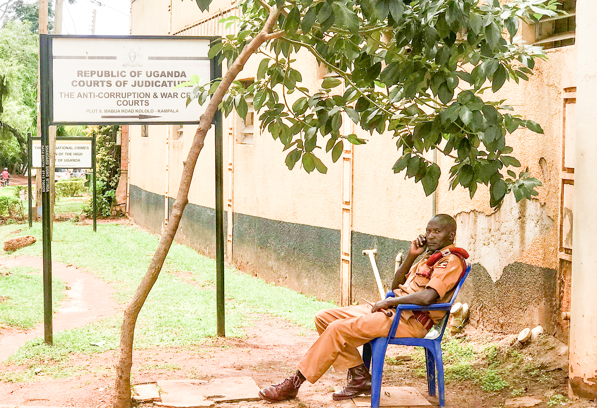 Uganda's Anti-Corruption Court was established in 2008 as a special division of the High Court to adjudicate corruption and corruption related cases. Photo: Vibeke Quaade