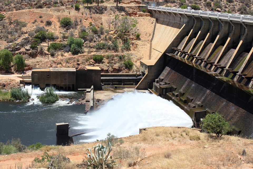 Clan William Dam, South Africa