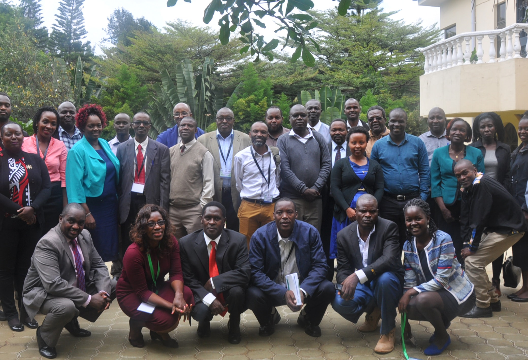 Participants during IREK stakeholders´workshop on 28 March 2018