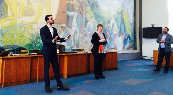 Four days of debate, dialogue and inspiration. Photo: Nadia Masri-Pedersen