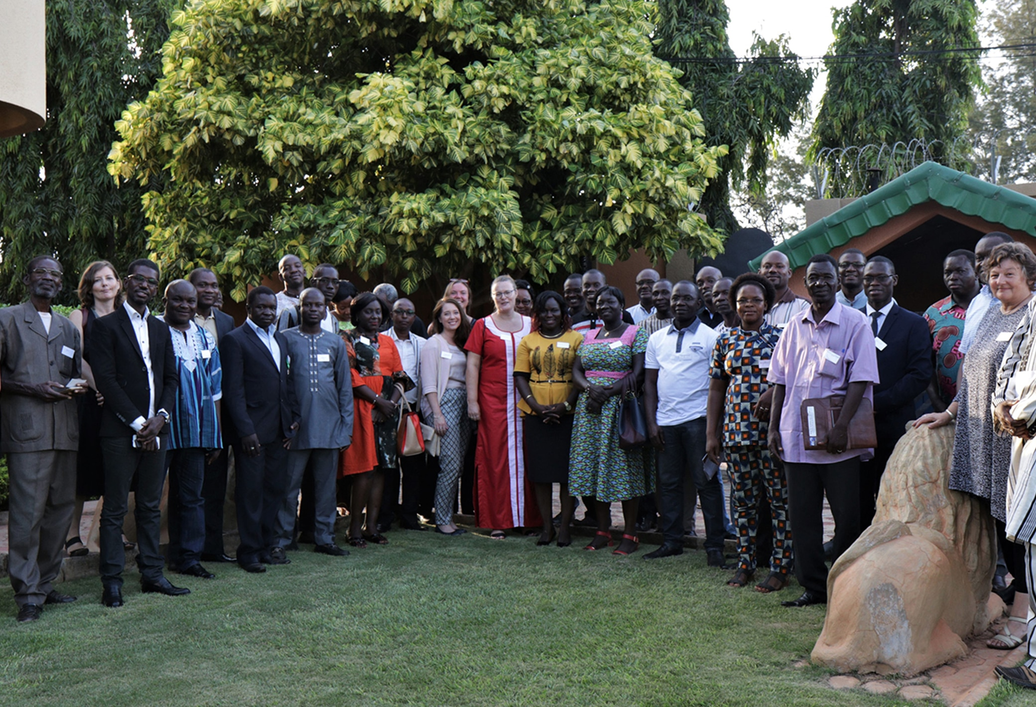 In 2014, a Danida Alumni Network was launched in Burkina Faso as part of Denmark's public diplomacy strategy