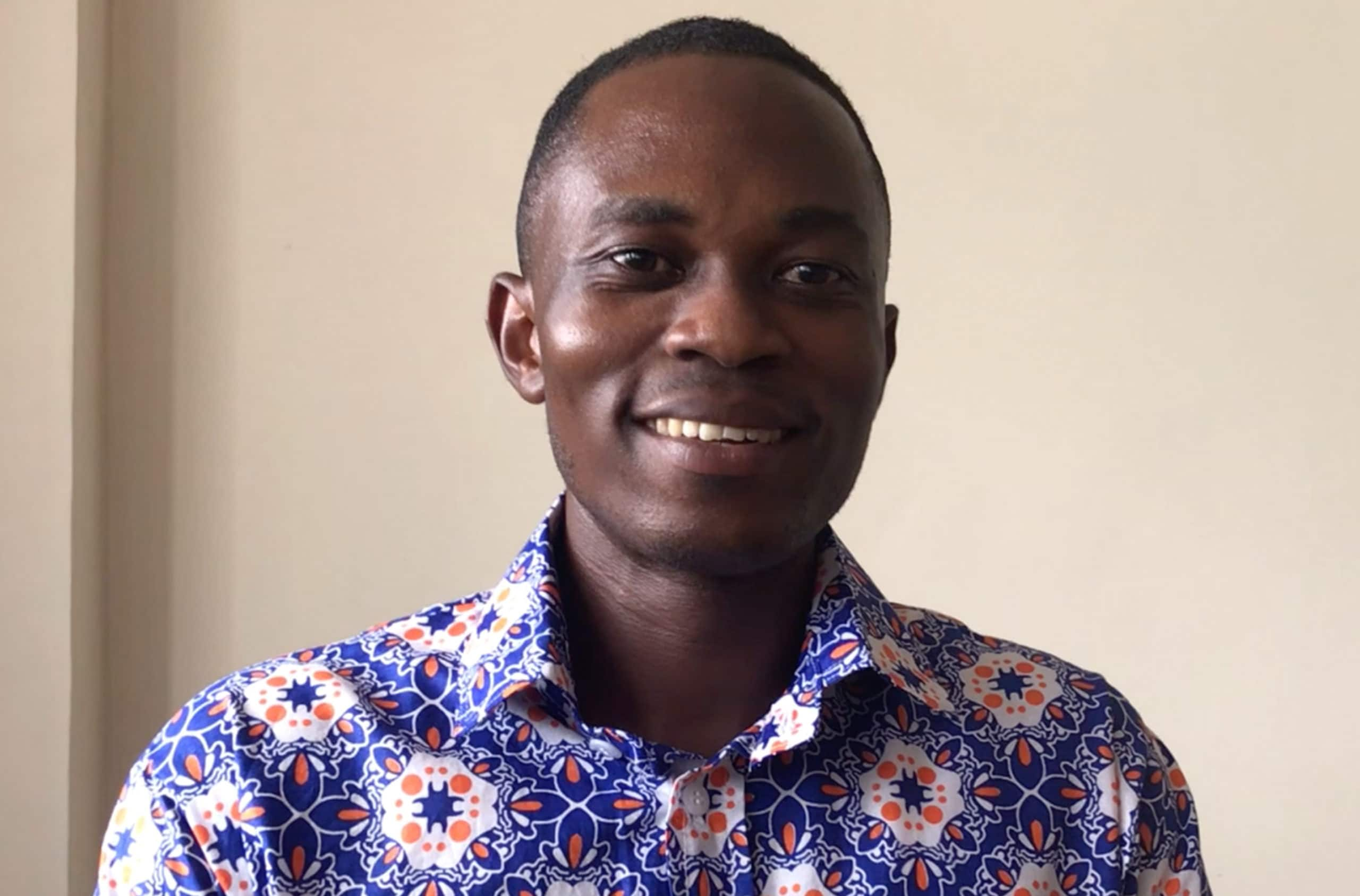 Paul Osei-Tutu, PhD and lecturer at the Faculty of Renewable Natural Resources at KNUST