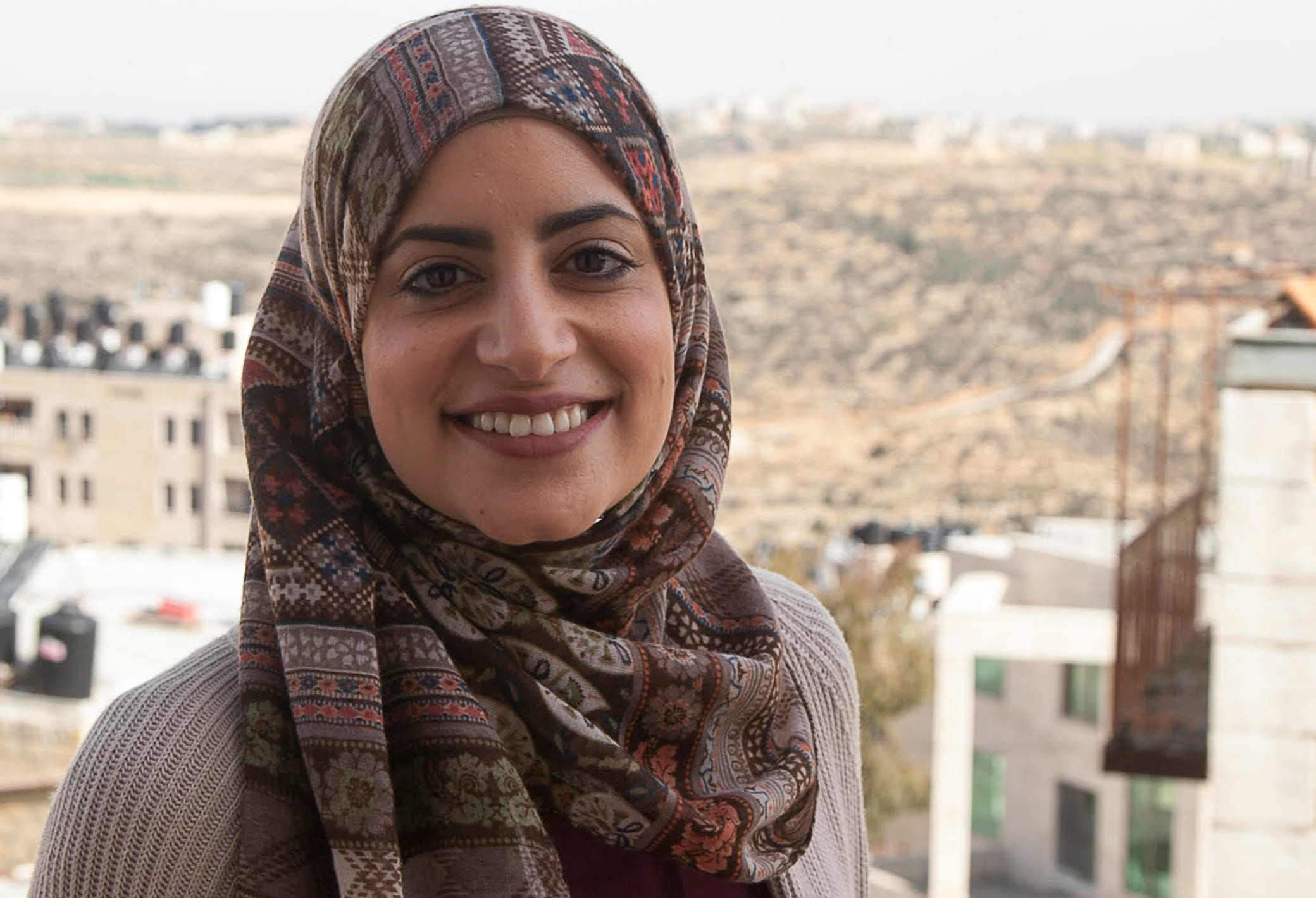 """I received great knowledge, says Sahar Soufan, Program Officer at The Danish House in Palestine after the course """"A Human Rights Based Approach to Development Programming""""in 2017 I was happy to participate in """"A Human Rights Based Approach to Development Programming"""" training in Copenhagen in 2017. It was my first training course in such a topic. I must say that I have received great knowledge."""